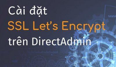Cài đặt SSL Let's Encrypt trên Directadmin