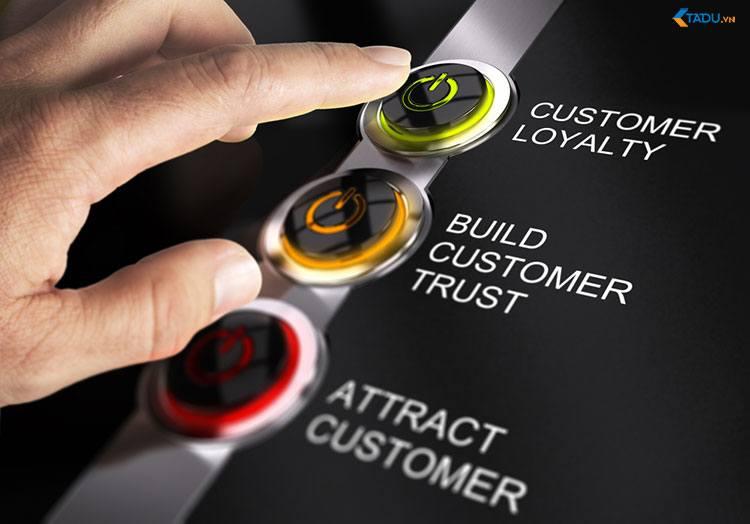 khách hàng trung thành customer loyalty