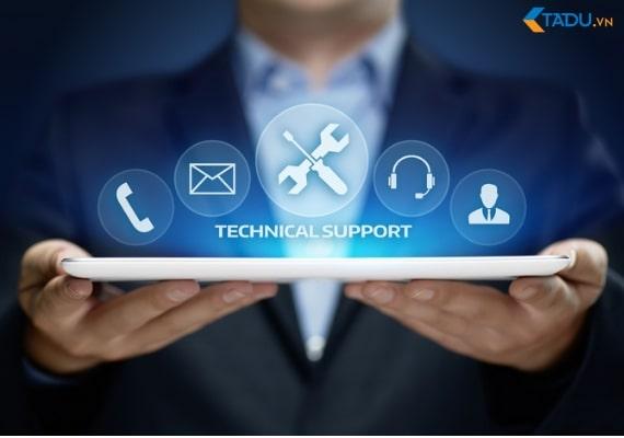 Gửi yêu cầu hỗ trợ kỹ thuật