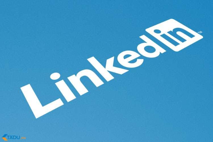 linkedin ad tab và homepage