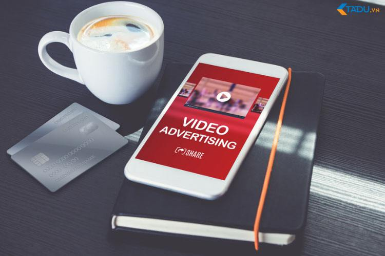 quảng cáo video ads trên smartphone
