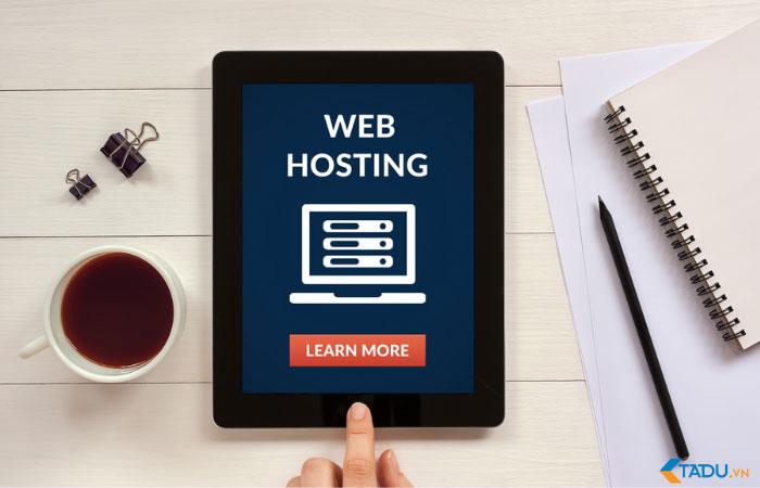 chọn hosting plan để tạo website bằng wordpress