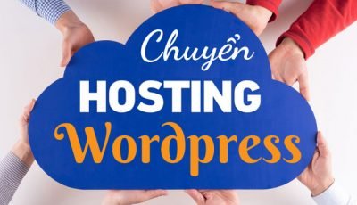 chuyển host Wordpress