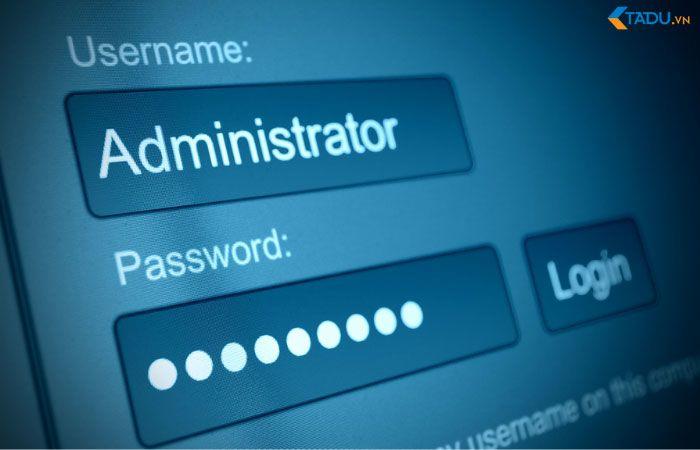 bảo mật website bằng mật khẩu