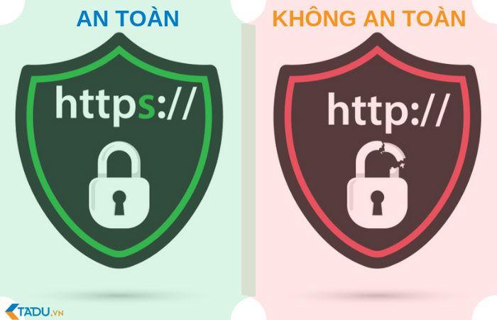 bảo mật website với ssl